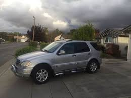 2000 mercedes suv 2000 mercedes m class for sale carsforsale com