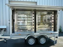 remorque chambre froide occasion remorque rotisserie poulet remorque magasin creation de camion