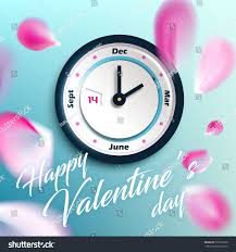 happy valentine day vector holiday banner stock vector 555377830