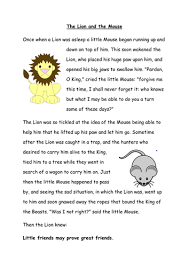 3rd grade fables worksheets for 3rd grade free printable