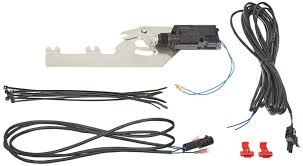 nissan titan pop up camper amazon com pop u0026 lock pl8400 power tailgate lock for nissan titan