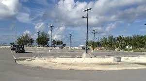Solar Light Fixtures by Parking Lot Lights Solar Powered Led Lights Greenshine New Energy