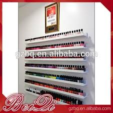 european style antique wall shelf for 90 nail polish nail polish