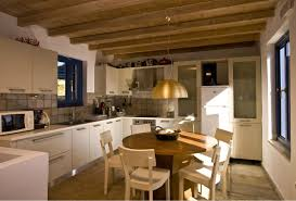 kitchen dining lighting awesome simple kitchen and dining room design contemporary inside
