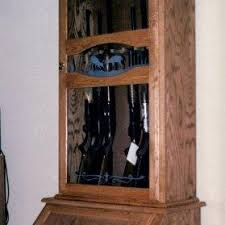 Free Wooden Gun Cabinet Plans Oak Gun Cabinet Plans Free Ebook Download How To Made Diyhowto