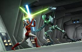 image ahsoka vs grievous jpg wookieepedia fandom powered by