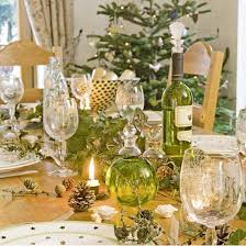 Elegant Christmas Decorations Uk by Table Decorations For Christmas