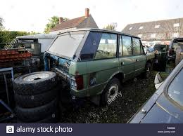burnt orange range rover old range rover stock photos u0026 old range rover stock images alamy
