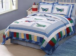 Airplane Bedding Sets by Fly Away Airplane Quilt Set