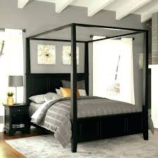 curtain over bed bed with drapes runity co
