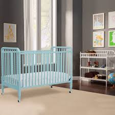 Blue Changing Table Davinci 2 Nursery Set Lind 3 In 1 Convertible Crib