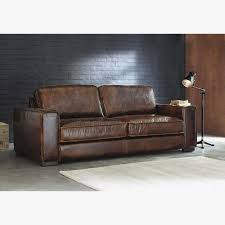 canap vintage canap vintage cuir marron stunning awesome canap fixe places en