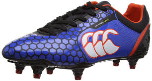 s rugby boots nz canterbury s 6 stud rugby boots blue shoes