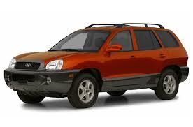2004 hyundai santa fe new car test drive