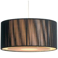 easy fit black u0026 gold ceiling light shade drum shaped modern