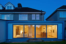 dazzling decor of kitchen extension ideas for detached houses in