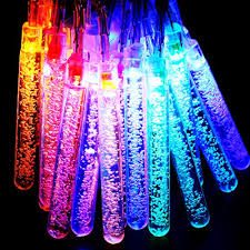 battery operated stick on lights battery operated water bubble stick led christmas string import it all