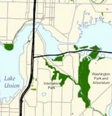 seattle map green lake homeless cing approved in seattle parks