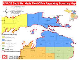 Bay City Michigan Map by Detroit District U003e Missions U003e Regulatory Program And Permits
