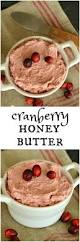 thanksgiving cranberry cranberry honey butter little dairy on the prairie