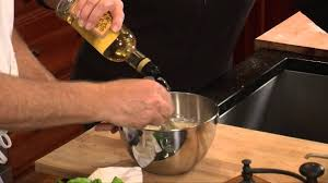 The Coastal Kitchen - homemade parmesan peppercorn dressing on the coastal kitchen youtube