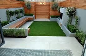 Landscaping Ideas For Small Gardens Garden Ideas For Small Gardens Bench Design Backyard Pinterest