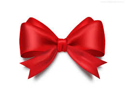 ribbon bow bow ribbon psd psdgraphics
