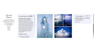 new themes tumblr 2014 alcyone tumblr themes by pour être belle