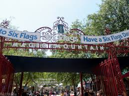 Six Flags Magic Mountain by Six Flags Magic Mountain Update Revolution And Speedy Gonzales