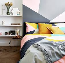 geometric home decor geometric patterns will be hot in 2018