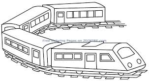 chic design train coloring pages beautiful images 224 coloring