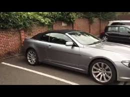 top not locked problem with bmw 6 series