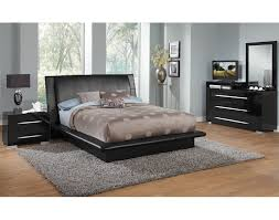 Diamante Bedroom Set Queen Black Upholstered Bed Med Art Home Design Posters