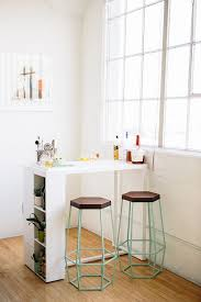 White Breakfast Bar Table Design The Modern Breakfast Nook U2014 Sunday U0027s Arrow