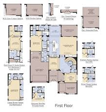 sunchase new home plan orlando fl pulte homes new home