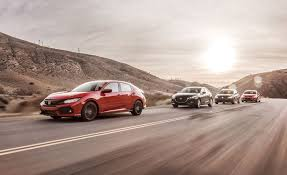honda car comparison 2017 honda civic hatchback vs chevy cruze mazda 3 vw golf
