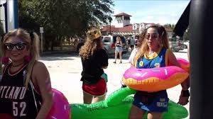 georgia florida weekend on frat beach youtube