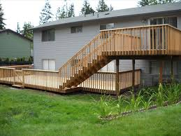 Cheap Backyard Deck Ideas Back Deck Ideas For Houses Arch Dsgn