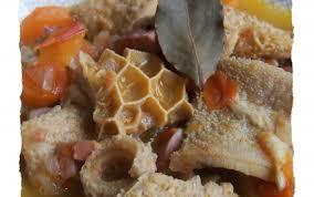 cuisiner des tripes recette tripes à la provençale maison 750g