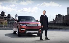 land rover truck james bond 9 cars prepped for the new bond film stolen car news sbt