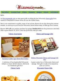 wisconsin cheese gifts wisconsinmade delicious gourmet cheese from wisconsin