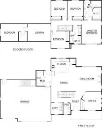 Floor Plans Of Homes Fox Cities Hba Parade Of Homes