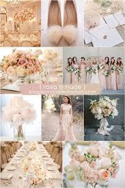 robe de mariã e colorã e decoração de casamento paleta de cores rosa e wedding