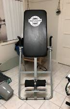 back pain worse after inversion table ironman 4000 gravity inversion table ebay