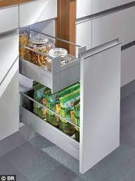 meuble tiroir cuisine meuble de cuisine tiroir coulissant idée de modèle de cuisine
