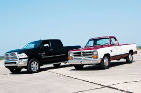 Dodge Truck With Ram Box - 1985 dodge ram cummins d001 development truck