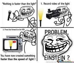 Memes Problem - problem einstein troll by russianboyx meme center