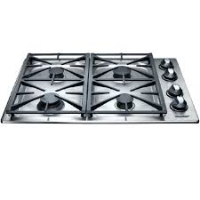 Viking Cooktops Kitchen The Stylish 30 Inch Stainless Steel Gas Cooktop With