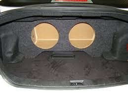 2013 honda accord subwoofer custom fitting car and truck subwoofer boxes