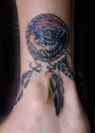35 dreamcatcher ankle tattoos collection